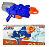 Super Soaker Splashfire with Large Capacity Tank