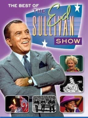Best of Ed Sullivan Show 18 DVD Deluxe Collection from Time Life / Star Vista
