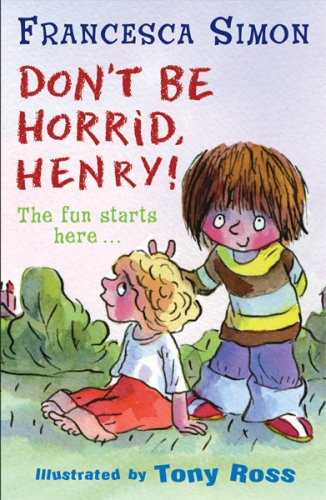 Dont Be Horrid Henry