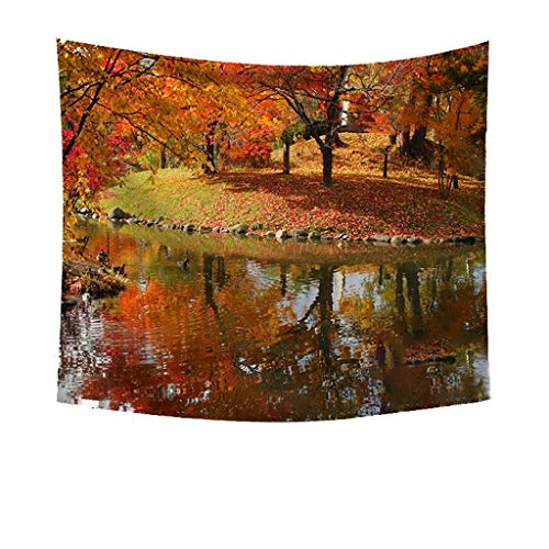 Kay CowperPrint Tapestry Wall Hanging Tapestry Art Room Home Decor for Bedroom Dorm Decor - Meadow Decor Loveseat
