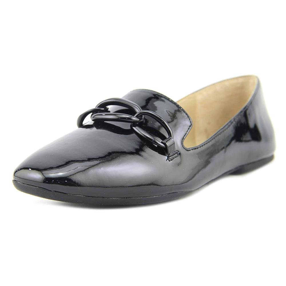 Enzo Angiolini Lianne Rund Synthetik Slipper38 EU / 7 US Frauen|Black