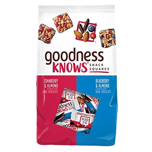 Goodness Knows Cranberry Almond Dark Chocolate