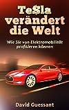 Die Welt im Tesla Wandel: Die wichtigsten Informationen und wie Sie von Elektromobilität profitieren können (German Edition)
