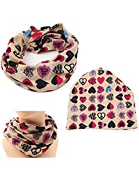 Magic Multi Scarf - Transform Scarf & Hat & Bandana , turn in one direction. 3 in 1 style, 2 layer