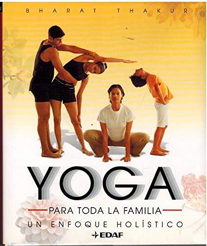 Yoga Para Toda La Familia (Nuevos Temas): Amazon.es: Bharat ...