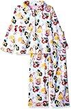 Disney Girls Multi-Princess 2-Piece Pajama Coat Set