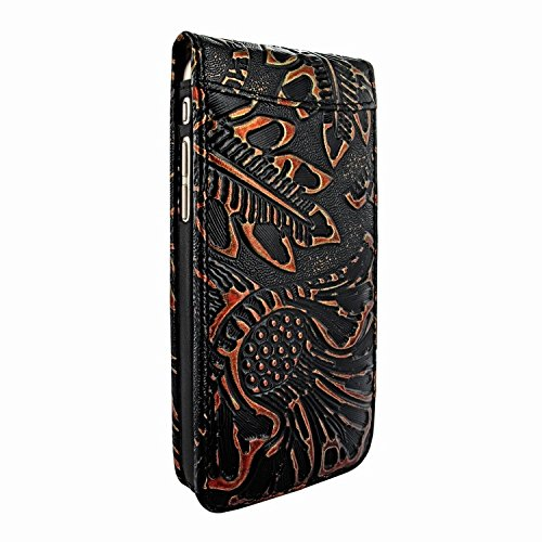 Piel Frama 761 Black Nspire Classic Magnetic Leather Case for Apple iPhone 7 / 8 by Piel Frama (Image #1)