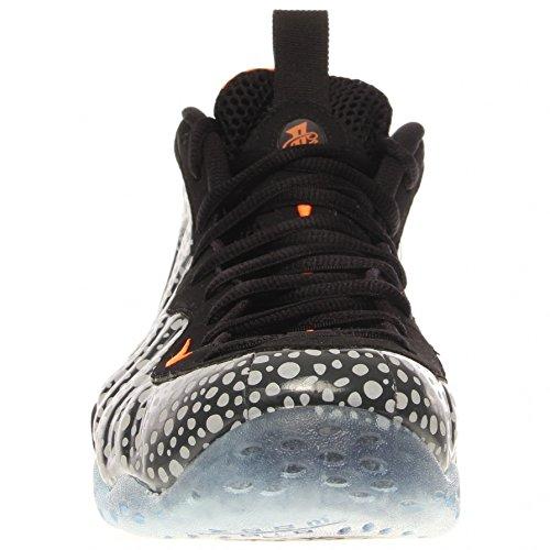 Nike scarpe sportive da uomo - Air Foamposite One Prm Safari - antracite e arancione Anthracite, Total Orange-black