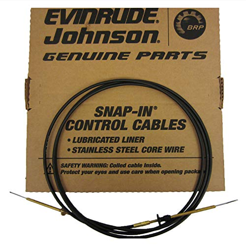 Johnson/Evinrude/OMC New OEM 11' Throttle/Shift Control Cable 0768341; 768341