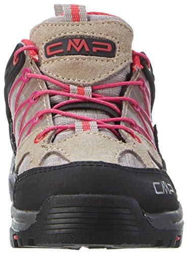 Beige Wanderhalbschuhe EU Unisex CMP 32 amp; Kinder Corda Trekking Rigel 4qBxwnAHZ