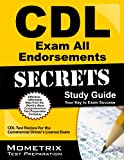 CDL Exam Secrets and CDL Practice Test and All CDL Endorsements Study Guide, CDL Exam Secrets Test Prep Team, 1609712927