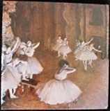 Ballet Rehearsal, Edgar Degas (French 1834-1917) 500 Piece Jigsaw Puzzle