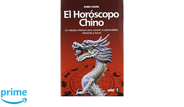 El hóroscopo chino (Tabla de esmeralda)