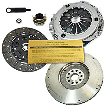 EFT CLUTCH KIT & HD FLYWHEEL 94-04 TOYOTA TACOMA 2.7L 4RUNNER T100 2WD 4WD