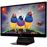 "ViewSonic VX2770SMH-LED 27"" IPS LED Monitor Frameless Design Full HD 1080p 30M:1 DCR, HDMI/DVI/VGA"