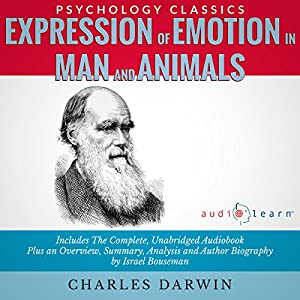 Expression of Emotion in Man and Animals  Audiobook