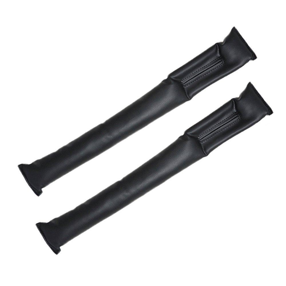 Tampon de Protection Int/érieur /Étanche lot de 2 avec /Étiquette de Broderie Valuetom Si/ège de Voiture Gap Filler Pad