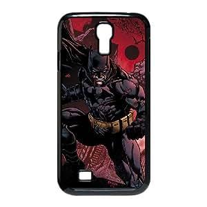 Batman Samsung Galaxy S4 90 Cell Phone Case Black TPU Phone Case SV_258814