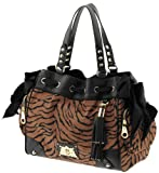 Juicy Couture Daydreamer YHRU3357-216 Tote,Ginger Glaze Ziger Print,One Size