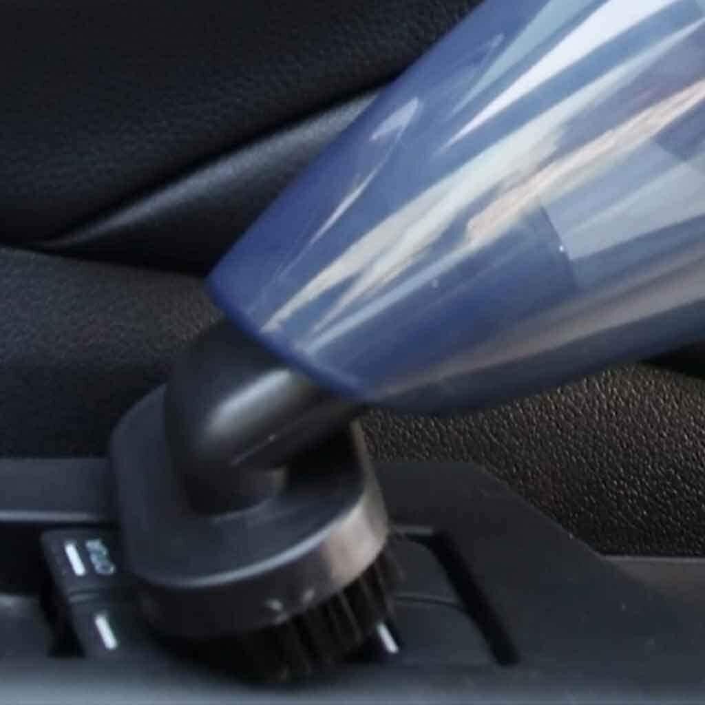Aspirateur Portable for Voiture Portable Aspirateur avec Aspirateur Puissant Aspiration sans Fil for La Maison 6500Pa Green Car (Color : B) A