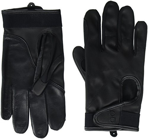 Bob Allen Black Deluxe Shooting Gloves (Medium)