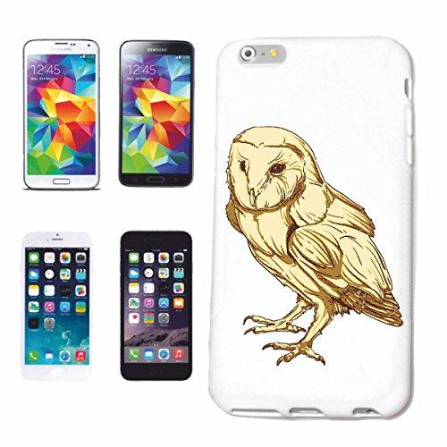 caja del teléfono iPhone 6+ Plus OWL UHU VIDA DE MANERA STREETWEAR HIPHOP SALSA LEGENDARIO Caso duro de la cubierta Teléfono Cubiertas cubierta para el Apple iPhone en blanco