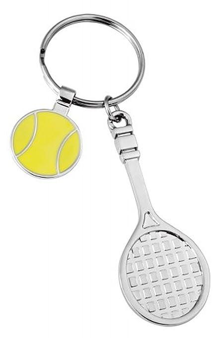 Ten Llavero de Raqueta y Token de Tenis cod.EL7796 cm 11x3 ...