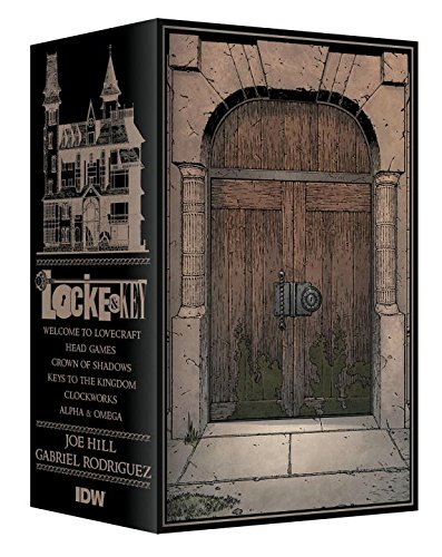 locke and key master edition - 3