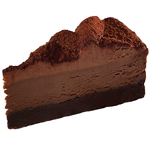 Elis Cheesecake Dream Team Chocolate Fudge Cake with Ghirardelli, 66 Ounce - 2 per case.