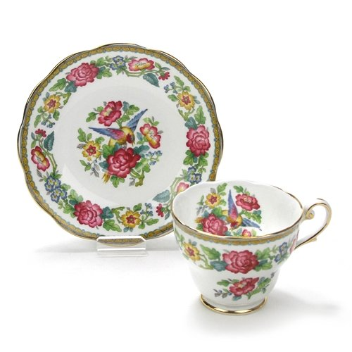 - Indian Summer by Royal Standard, China Cup & Saucer