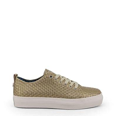 U.S. Polo Sneaker TRIXY4021S9_Y1 Mujer: Amazon.es: Zapatos y ...