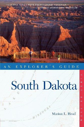 Explorer's Guide South Dakota (Explorer's Complete)