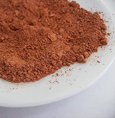 Yumi Bio Shop - French Red Clay 8.8oz - for normal to oily skin types. Also for acne, blemished skin