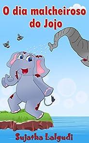 Livro infantil: O dia malcheiroso do Jojo: (Livros para crianças de 3-7 anos) Livro infantil ilustrado, Childr