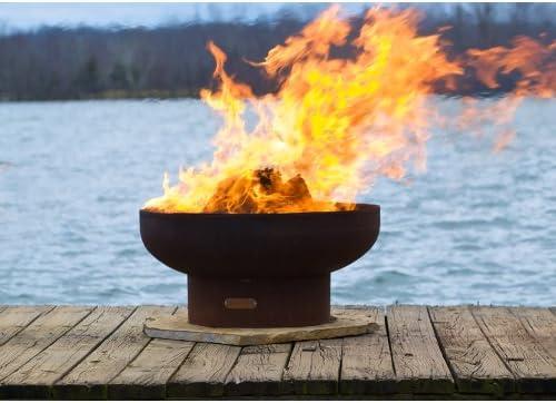 Fire Pit Art LB Low Boy 36″ Fire Pit NG