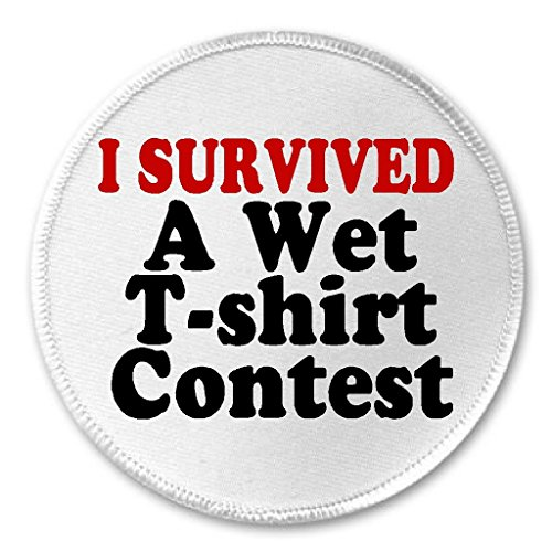 A&T Designs I Survived A Wet T-shirt Contest 3