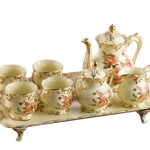 Antique Coffee And Tea Set Amazon Com