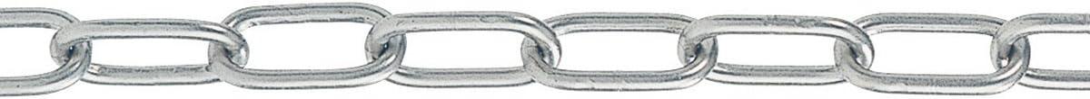 89676 6 mm galvanisch verzinkt pewag Kette nach DIN 5685-A