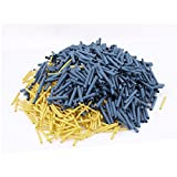uxcell 1600Pcs 2mm/3.5mm 2:1 Heat Shrink Tube Sleeving Wrap Wire 2 Sizes