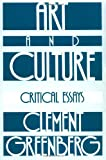 img - for Art and Culture: Critical Essays book / textbook / text book