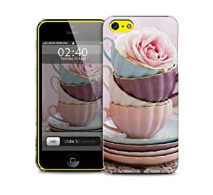 tea cups iPhone 5c protective phone case