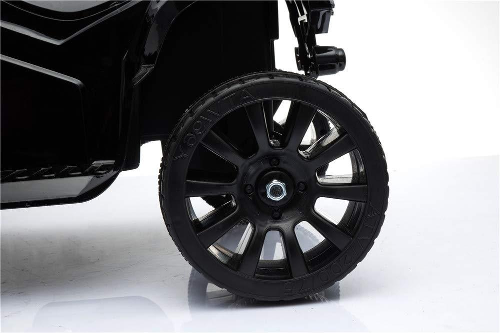 Toyscar Mini Quad Moto Elettrica per Bambini 6V con luci