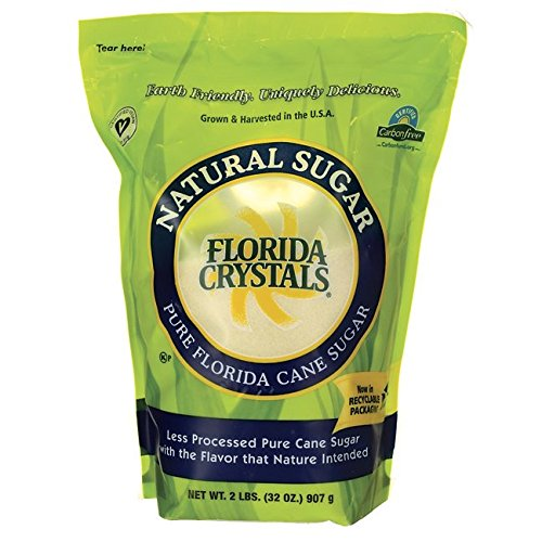 Florida Crystals Natural Cane Sugar, 2 Pound by Florida Crystals (Image #2)