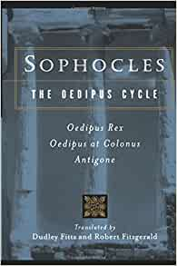 a review of sophocles the oedipus cycle A thrilling, accessible translation of sophocles' oedipus plays.
