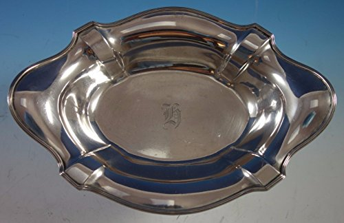 Plymouth by Gorham Sterling Silver Vegetable Bowl Oval #2784 (#1975)