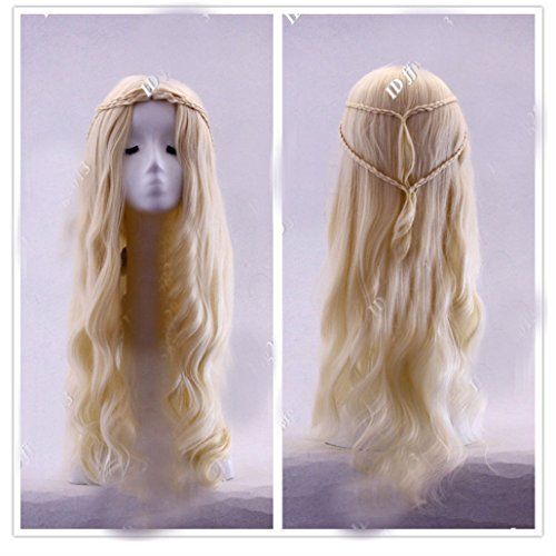 Thrones Daenerys Targaryen Synthetic Cosplay
