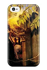 Yasmeen Afnan Shalhoub's Shop Defender Case With Nice Appearance (gothic Art) For Iphone 4/4s 8807757K61844457