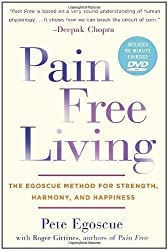 Pain Free Living by Pete Egoscue, Roger Gittines Pap/DVD Or Edition (2011)