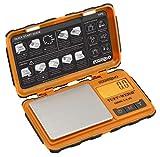 Best Pocket Scale 100g X 0.01gs - TUFF-WEIGH Digital Mini Scale 100g x 0.01g Orange Review