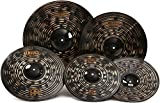 Meinl Cymbals CCD460+18 Classics Custom Dark Pack Bonus Cymbal Box Set with FREE 18' Dark Crash...